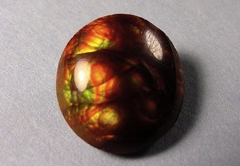 Cut Fire Agate